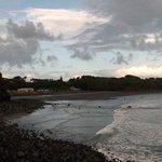 Foto de Opunake Beach Holiday Park