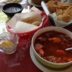 best Mexican soup ever!