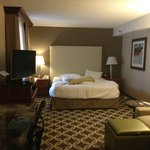Jr. Suite with King size bed