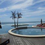 Infinity Pool & Pacific