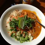 My Favorite! Tuk Tuk Ricebowl with Chicken