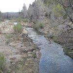 Gila tributary