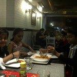 Cafe El Chico- Dinnertime