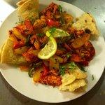Sima tandoori chilli chicken