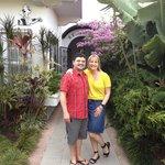 Mi y mi esposa