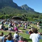 Proximity - Concert at Kirstenbosch Botanical Gardens