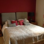 Big bed in room 12