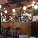 White Bear Hotel bar