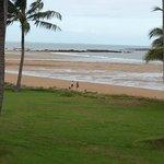 View from verandah of Sarina Beach