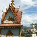 Tempel op de top