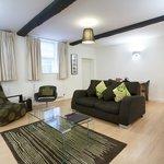 Living Room apartment 9