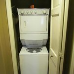 Laundry and dryer