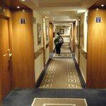 Couloirs calmes