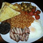 Rare's Breakfast - The Rare Full English Treat!