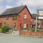 The newly refurbished Lion Hotel