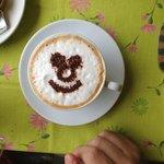 Cappuccino Smile