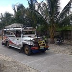 Bugoy Biker backup vehicle