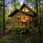 Deluxe lodging surrounded by nature