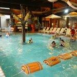 """indoor """"water park"""""""