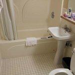 Bathroom at the OKLAHOMA BUILDING
