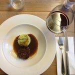Lamb roulade with mashed potatoes - Part of We Love Lamb menu
