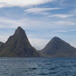 The Pitons from Joe Knows Tour