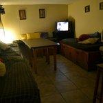 SALA DE TV Y DVD