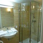 salle de bain de la chambre Agathe