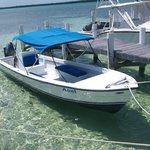 Atoll Adventure Boat
