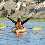 Kayak Stretch