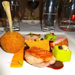 Duck in different ways at Le Canard