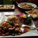 early bird Thai meal