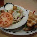 House Salad w/ BLT