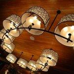 creative ceiling light