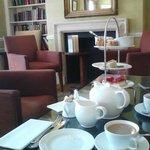 High tea at the Richmond Gate