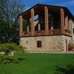 Villa Selva, la struttura
