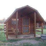 Kabin exterior