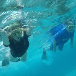Snorkel outing with Mitch - Great fun!