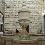 La Peyra Gate or la Porte et la Fontaine du Peyra...meaning place of stone