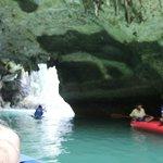 Cave and Hong Tour on kayak