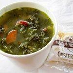 Wonderful Portuguese Kale Soup