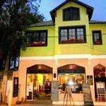 Le Bistrot Merci Vina del mar Chile restaurante frances