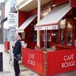 Cafe Rouge Basingstoke