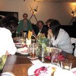 Dinner at Zum Spiessgesellen Restaurant