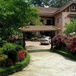 Sapa Garden Bnb in May 2013
