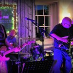 "Friday Night at ""Rock"" Wimborne - this was ""Lost At Sea"""