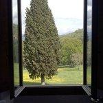 Villa Campestri view from junior suite