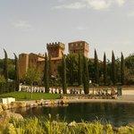 Il Castello visto dal biolago
