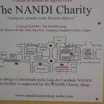 Wegbeschreibung zum Nandy Charity Shop