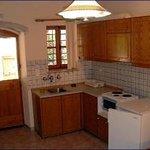 Charming kitchen nook